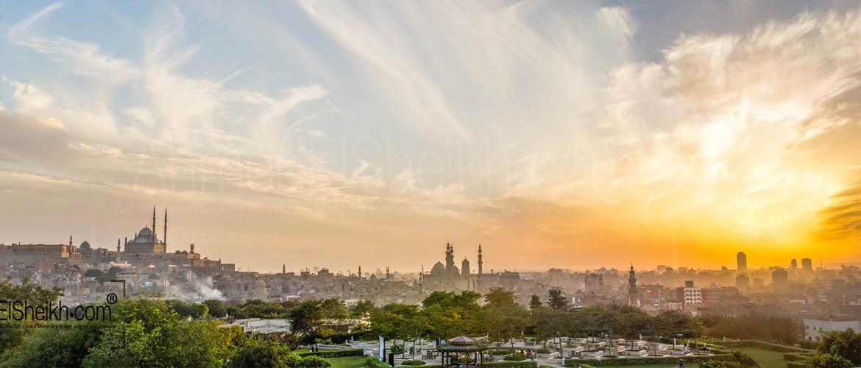 Egypt Panoramic View