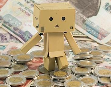 Danbo on money