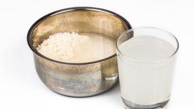 Photo of तांदळाचे पाणी पिल्याने होतील 'हे' चमत्कारी फायदे