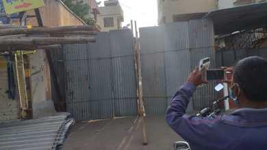 Photo of अहमदनगर ब्रेकिंग : अहमदनगर शहरात आणखी २ कंन्टेन्मेंट झोन वाढले !