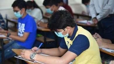 Photo of नियमांचे पालन करत विद्यार्थ्यांनी दिली परीक्षा