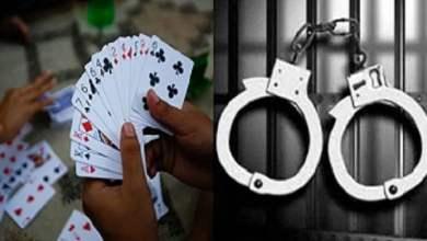 Photo of भिंगारमधील जुगार अड्ड्यावर पोलिसांची धाड