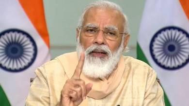 Photo of PM Narendra Modi LIVE Updates : लॉकडाऊन गेला, पण कोरोना नाही !