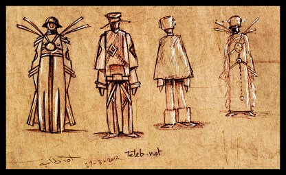 concept characters