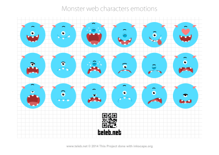 monsters-emotions-icon