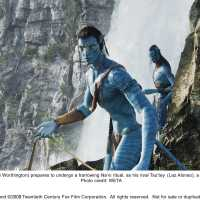 "The Movie Avatar (2009) with a ""Message"""