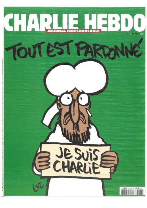 Charlie Hebdo 1178