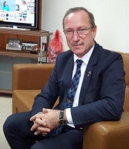 DSP PARTİ MECLİSİ ÜYESİ MURAT ÖZBİLGE