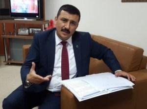 TÜRK EĞİTİM SEN 2 NOLU ŞUBE BAŞKANI SELÇUK TÜRKOĞLU