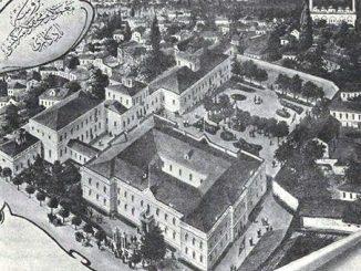 1906 YILINDA BURSA ERKEK LİSESİ VE BURSA