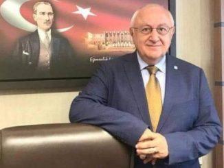 Yİ PARTİ GENEL BAŞKAN YARDIMCISI AHMET KAMİL EROZAN