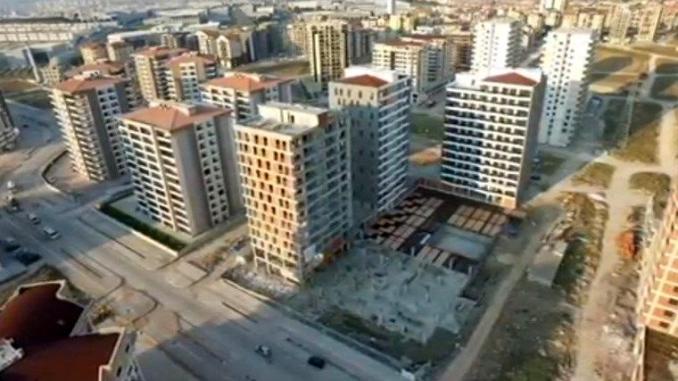 2 Nilüfer Sitesi kentsel dönüşümü