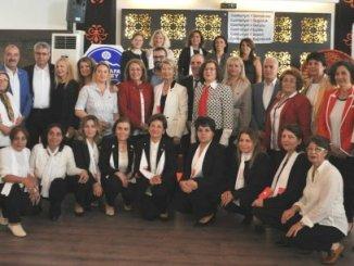 CHP İL KADIN KOLLARI CUMHURİYET BULUŞMASI