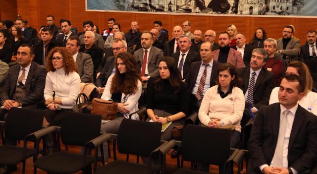 ŞEHİR POLİTİKALARI İSTİŞARE TOPLANTISI BÜYÜKŞEHİR BELEDİYESİ