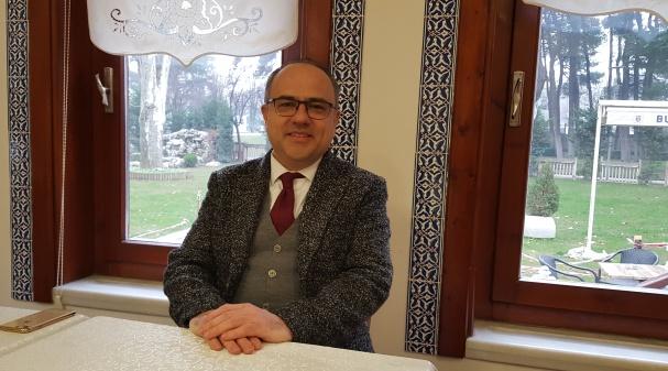 BATI TRAKYA TÜRKLERİ DERNEĞİ BAŞKANI DR ALİ EMİN LATİF