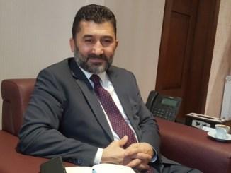 BTÜ REKTÖRÜ PROF DR ARİF KARADEMİR