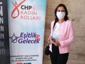 CHP GENEL BASKAN YARDIMCISI PROF DR LALE KARABIYIK