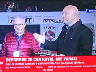 PROF DR BEYHAN BAYHAN VE A HABER YAYINI