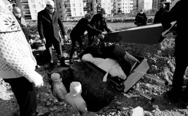 SAMET DOGRU FOTOGRAFI HAMiTLERDE KORONADAN VEFAT DEFiNi