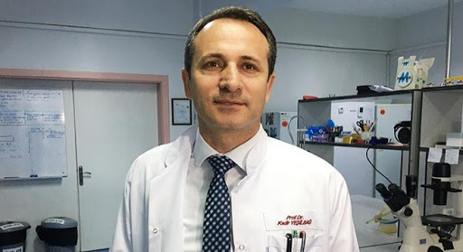 PROF DR KADiR YESiLBAG