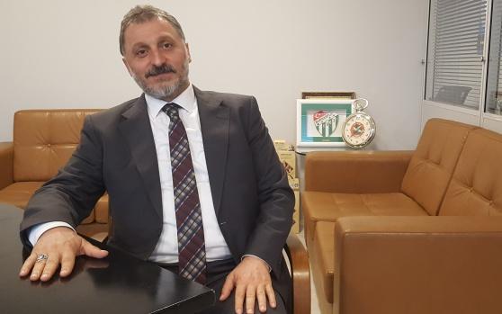 TSE BURSA BOLGE KOORDiNATORU MEHMET HUSREV
