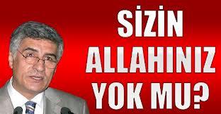 Portresi_sizin_Allahiniz_yok_mu