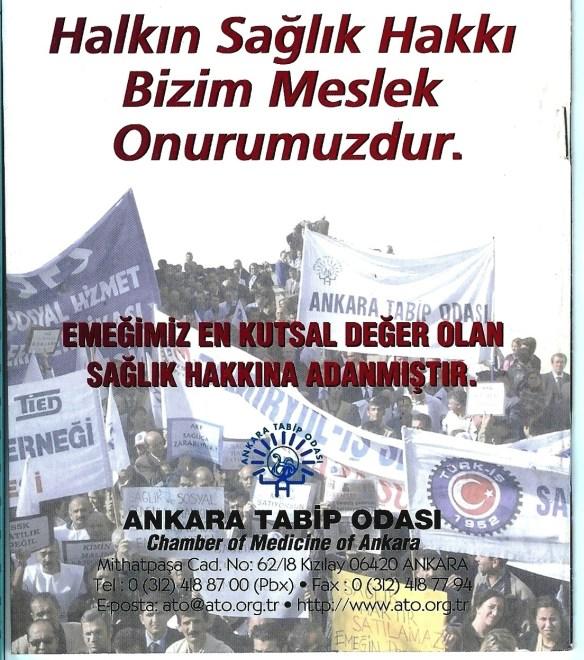 Saglik_hakki _meslek _onurumuzduri, ATO_Subat_2005