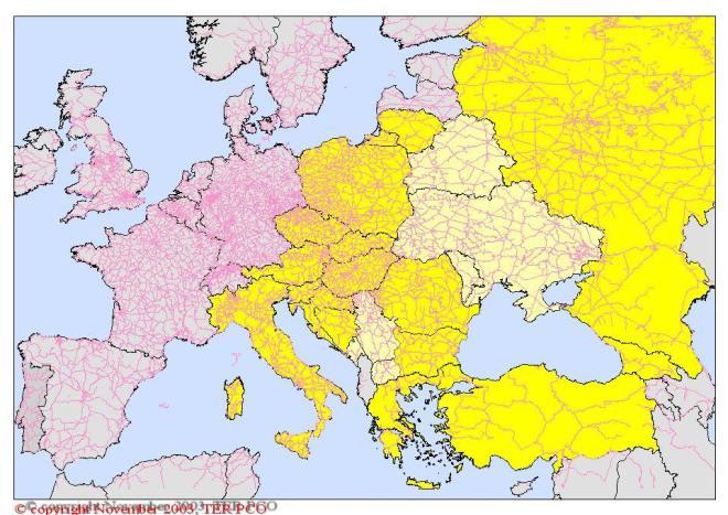 Demiryolu_agi_Avrupa