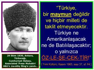 Ata_Türkiye_Maymun_degil_AB'ye_hayir