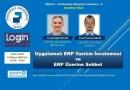 Pamukkale Üniversitesi – Dr. Mustafa Bayhan ile Uygulamalı ERP Yazılım İncelemesi ve ERP Üzerine Sohbet
