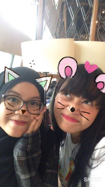 with Jihee