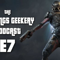 All Things Geekery Podcast E7 - Mass Effect: Andromeda - Our Thoughts & Expectations