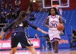 Sophomore Jayde Christopher, a guard from Federal Way, Wash., dribbles the ball during the women's basketball game at Allen Fieldhouse on Nov. 23 against Oral Roberts University. The Jayhawks won 64-56. Ashley Hocking/KANSAN