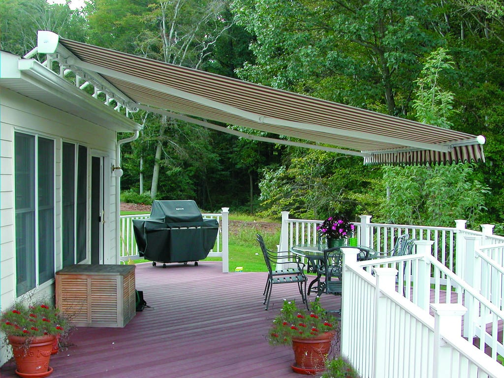 wall mounted retractable awning homideal
