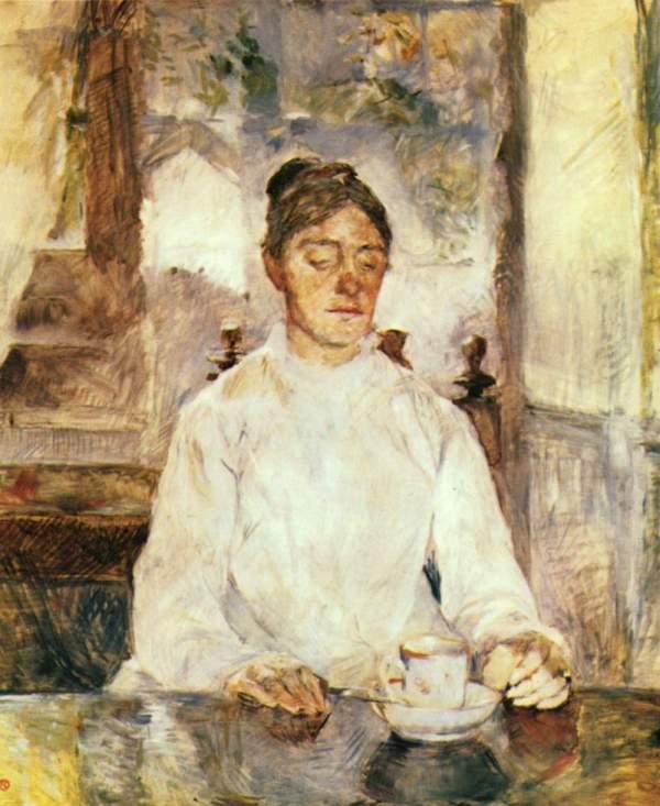 Toulouse Lautrec 1864-1901 Ahogg
