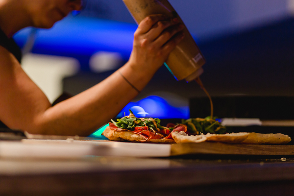 Ahoi Street-Food: Ciabattas, Pizzen, Risotto- und Pastavariationen uvm.