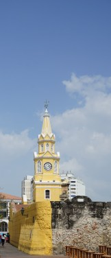 Blick auf den Torre Del Reloj