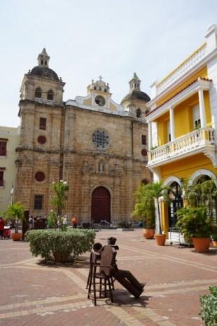 Kirche - San Pedro Claver