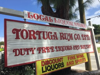 Tortuga Rum