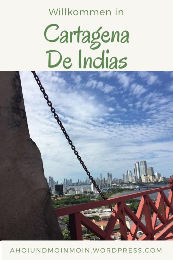 Willkommen in Cartagena De Indias