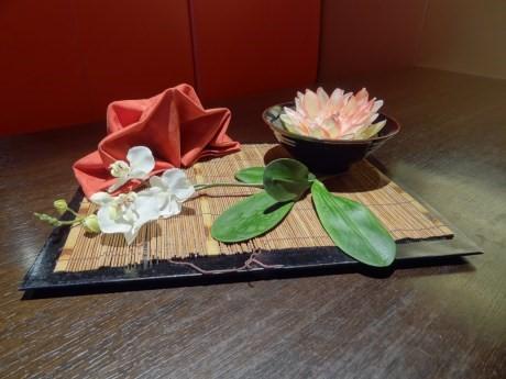 Dekoration Sushi Bar