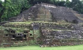 Lamanai - der Jaguar Temple