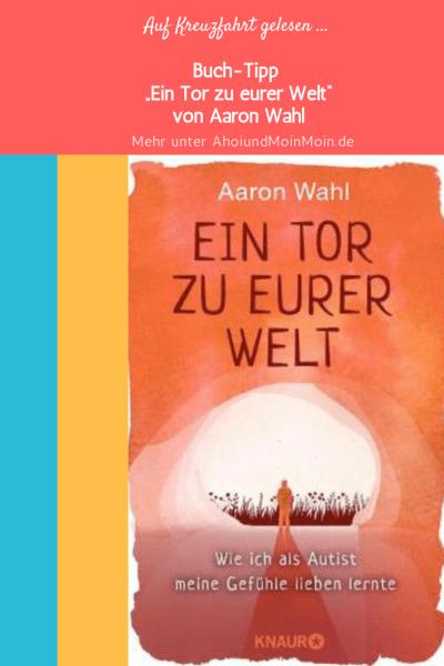 """""""Ein Tor zu eurer Welt"""" von Aaron Wahl"""