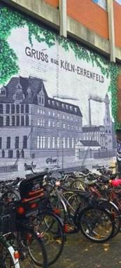 Gruss aus Köln - Ehrenfeld
