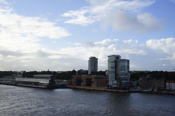 Hafenterminal Hamburg - Altona