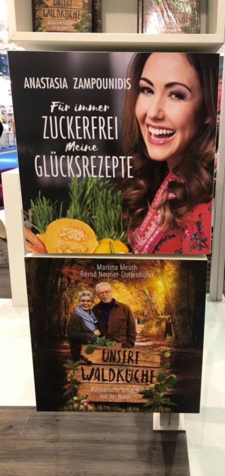 Zwei neue Bücher auf der Messe entdeckt