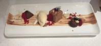 Markt Menü - Variation von der Schokolade