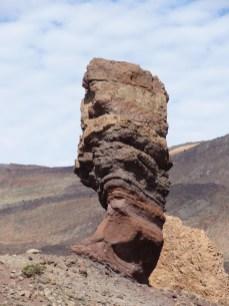 Roques de García - Berg Teide