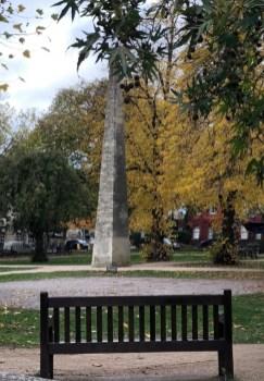 Queen Square (= Platz der Königin)
