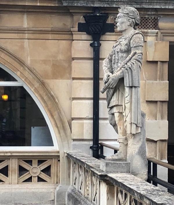 Julius Cäsar Statue